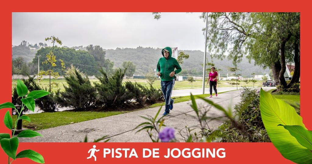 Pista de Jogging
